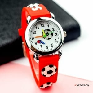 kids football watch