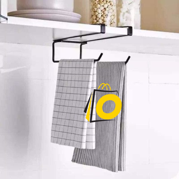 Metal napkins holder