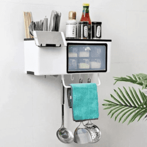 Multipurpose Portable Rack Kitchen Organizer