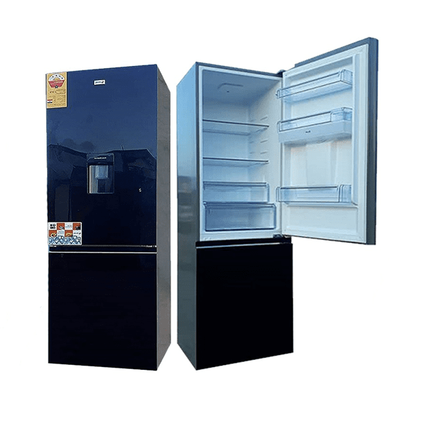 Pearl Double Door 320L Refrigerator