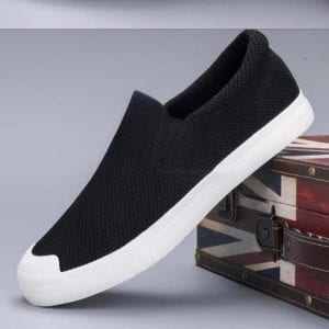 knitted Men Slip On Loafer
