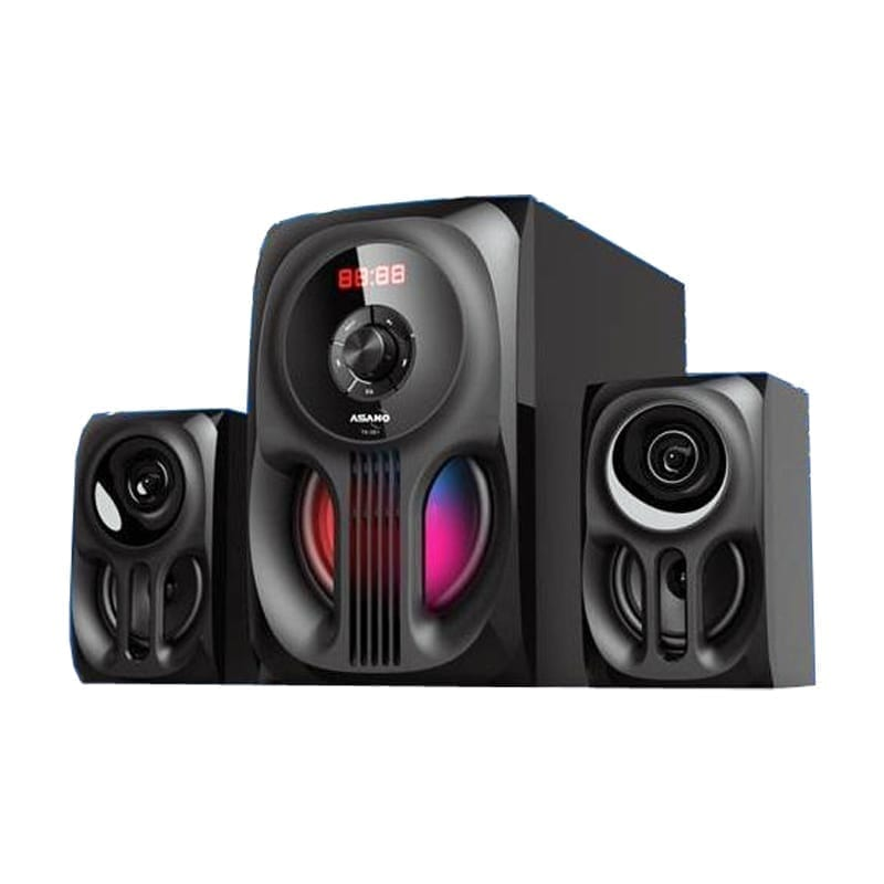 Asano TK 581 Bluetooth 2.1 Channel Sub Woofer System With Remote Control