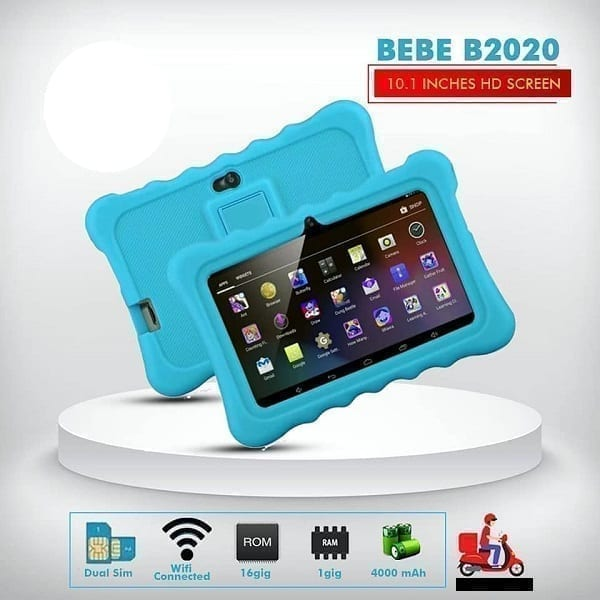 Bebe B2020 10.1 inches HD Screen Tablet for kids