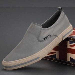 Men's Slip On Loafer grey