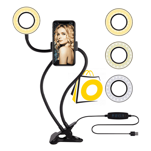 selfie ring light stand
