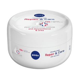 Nivea Repair and Care 72h Rich Body Cream