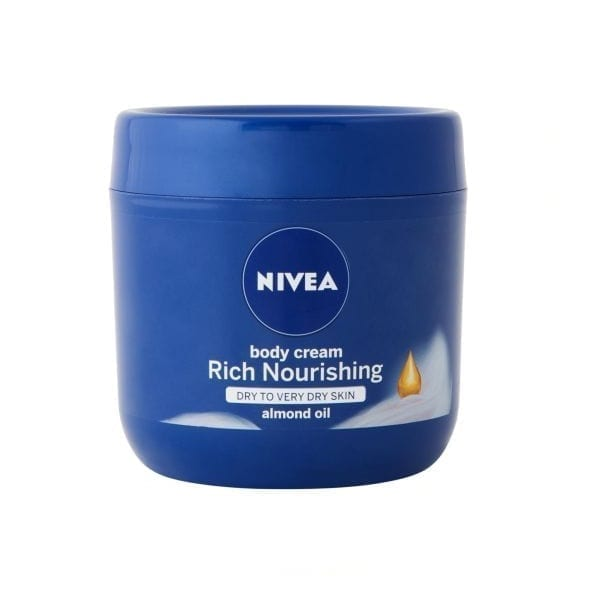 Nivea Rich Nourishing Body Cream 400ml Dry to very dry skin