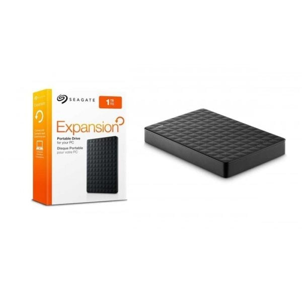 Seagate Expansion 1TB External HDD
