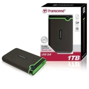 Transcend 1TB External HDD