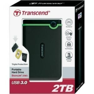 Transcend 2TB External HDD